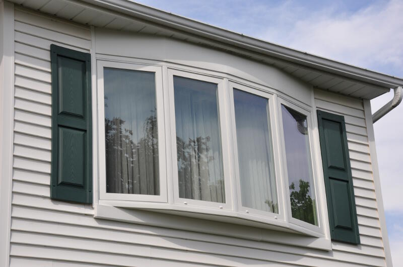 Lawrenceville home improvement center bow windows for Bow window replacement
