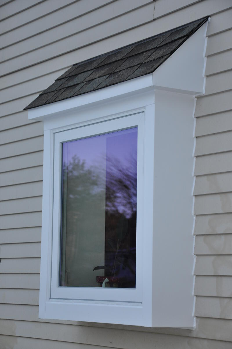 Lawrenceville home improvement center box bay windows for Box bay window kitchen